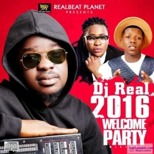 DJ Real - 2016 Welcome Party Mix